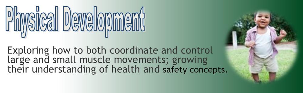 physical development banner
